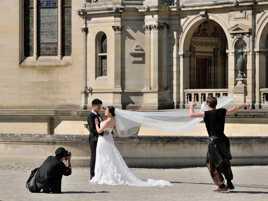 Chantilly, quel mariage!!