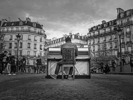 Paris artiste
