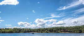 Paisible lac
