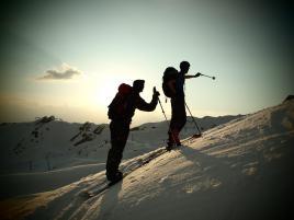 la montagne est un partage