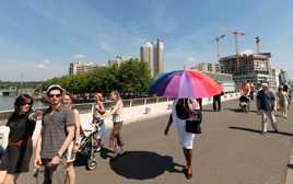 Incognito sous mon parapluie