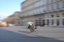 Un petit tour de vélo!