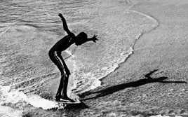 l'apprenti surfeur