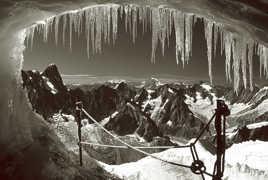Départ pour le Mont Blanc ...