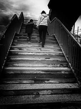 L'escalier de l'Escaillon
