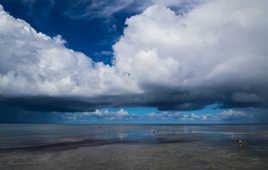 Marée basse Nouvelle Calédonie