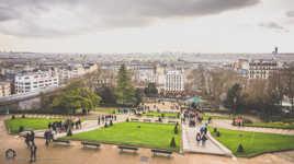 C'est Paris quoi...