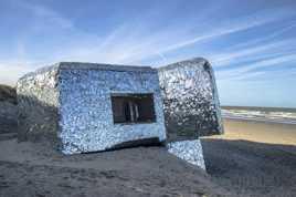 Funky Blockhaus