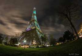 Tour Eiffel COPérisée