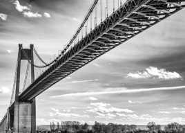 Sous le pont......de tancarville