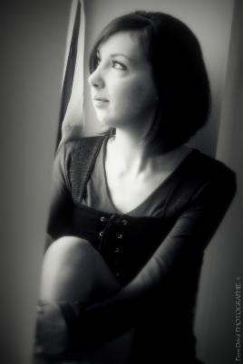Lucie à la Vermeer