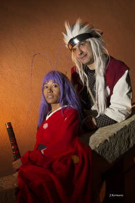 Couple de Cosplay