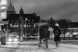 Lund by night