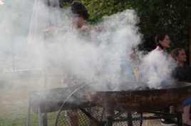 Barbecue de J-P
