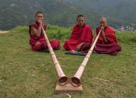 Sons du Bhoutan
