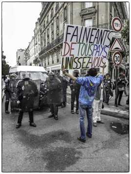 Opposition en marche ....
