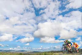 Course féminine d'Ardèche