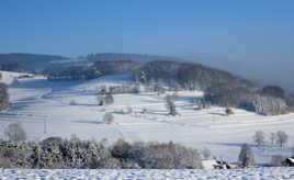 Belle journée d'hiver