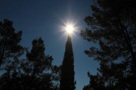 La cime et le soleil