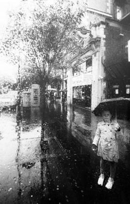 il pleut ma belle