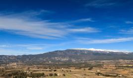 Le Mont Ventoux dans toute sa longueur
