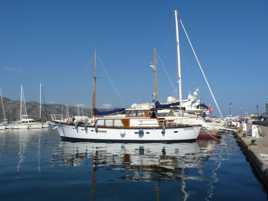 Port de Saint-Florent - Haute Corse