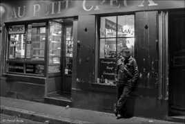 Titi parisien.Montmartre.