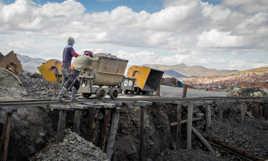 Mineurs du Cerro Rico