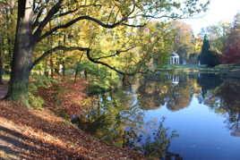 strasbourg parc de l'orangeraie