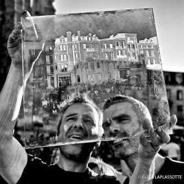 Performance photographique Collodionnée...