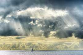 Sous la tempête