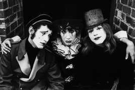 Les Trois Mimes