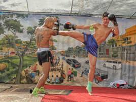 Démonstration de kun khmer
