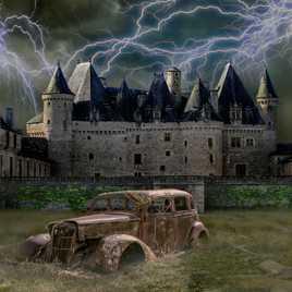 Chateau de jumilhac le grand