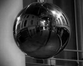 Miroir de Noël