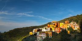 Village de La Spezia Italie