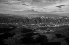 Sur les hauteurs de Queribus