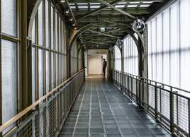 Couloir Musée Orsay