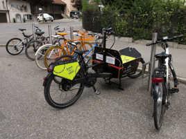 Mobilité à vélo