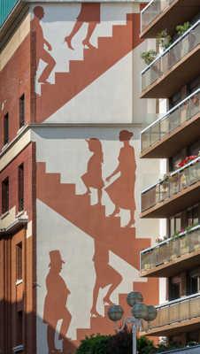 L'Escalier ARTISTIQUE