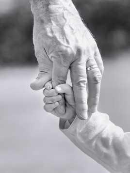 Ne lâche pas ma main