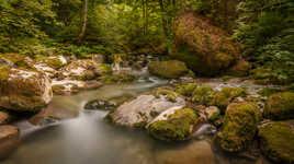 Rivière enchantée