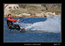 Kitesurf à Barcarès