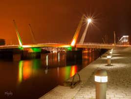 Pont de la bataille du Texel