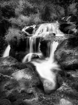 Cascade du Caramy.