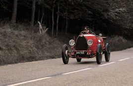 Bugatti en solo