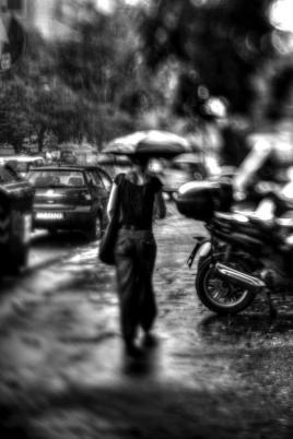 Pluie d'été...