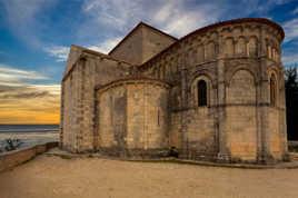 église de talmont