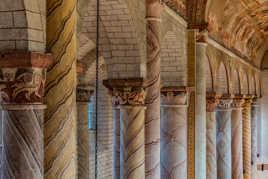 Abbatiale romane de Saint-Savin-sur-Gartempe
