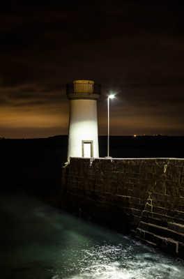 ancien phare de camaret sur mer